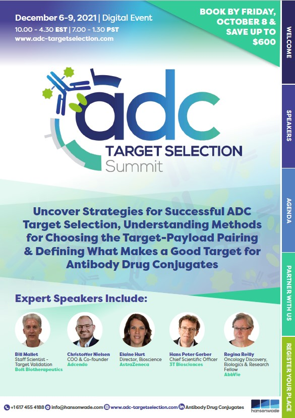 adc target select